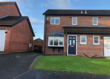 3 bed semi-detached house for sale in Potters Way, Buckley, Flintshire CH7