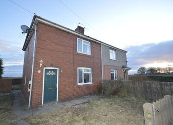 Thumbnail 3 bed semi-detached house for sale in Kings Road, Swinefleet, Goole