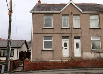 Thumbnail 2 bed semi-detached house to rent in Heol Cwmmawr, Drefach, Llanelli
