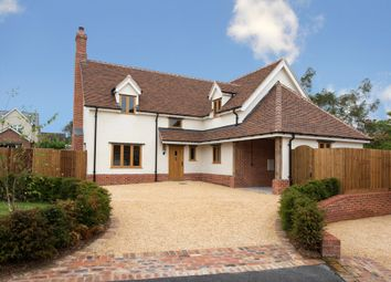 Thumbnail 4 bed detached house for sale in Mell Road, Tollesbury, Maldon
