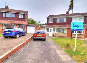 Thumbnail 3 bed semi-detached house for sale in Argyll Close, Ashton-In-Makerfield, Wigan