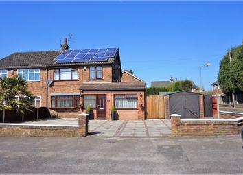 Thumbnail 4 bed semi-detached house for sale in Back Lane, Skelmersdale