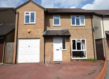Thumbnail 5 bed detached house for sale in Appleby Close, Rochester
