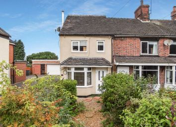 3 bed end terrace house for sale in Church Street, Audley, Stoke-On-Trent ST7