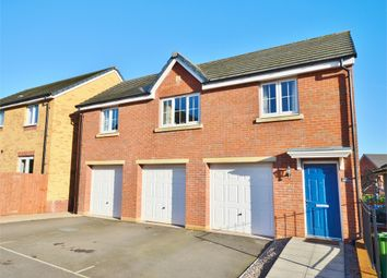 Thumbnail 1 bed detached house for sale in Long Heath Close, Caerphilly
