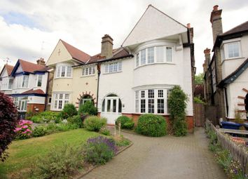 Thumbnail 4 bed semi-detached house for sale in Manor View, Finchley