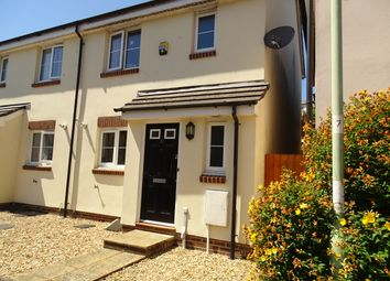 Thumbnail 3 bed end terrace house to rent in Buckland Close, Bideford