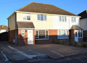 Thumbnail 3 bed semi-detached house for sale in Laburnum Crescent, Kidlington
