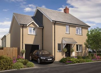 Thumbnail 4 bed detached house for sale in North Hill Gardens, Blackwater, Nr Truro