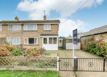 Thumbnail 2 bed semi-detached house for sale in Careys Road, Pury End, Towcester