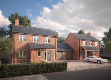 Thumbnail 3 bed link-detached house for sale in Brightwell-Cum-Sotwell, Wallingford