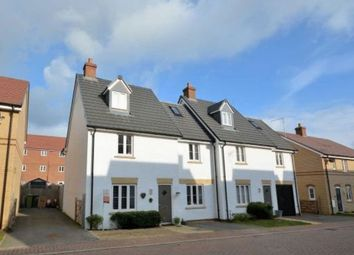 Thumbnail 5 bed semi-detached house for sale in Cyprus Way, Newton Leys, Bletchley, Milton Keynes