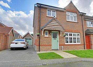 Thumbnail 4 bed detached house for sale in Whitsun Grove, Cottingham