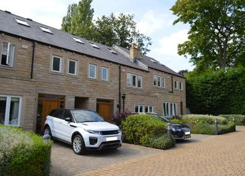 Thumbnail 4 bed town house to rent in Fernwood, Park Villas, Roundhay, Leeds