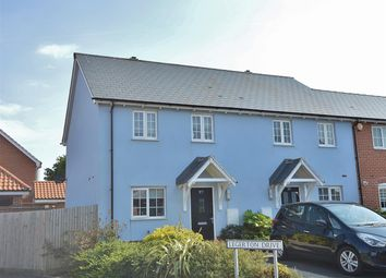 Thumbnail 3 bed end terrace house for sale in Legerton Drive, Clacton-On-Sea
