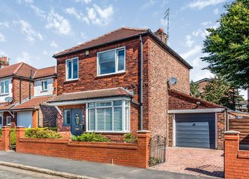 Thumbnail 3 bed detached house for sale in Brentwood Road, Swinton, Manchester, Greater Manchester
