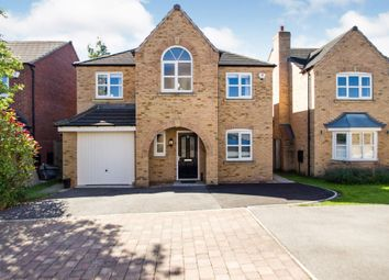 Thumbnail 4 bed detached house for sale in Ashton Close, Swanwick, Alfreton