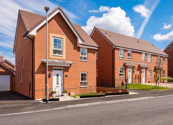 "Thumbnail 4 bedroom detached house for sale in ""Kington"" at Helme Lane, Meltham, Holmfirth"