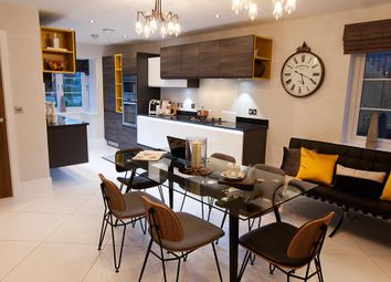 "Thumbnail 4 bed detached house for sale in ""The Hanbury"" at Pastures Road, Mexborough"