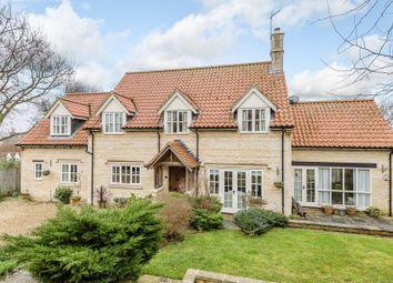 Thumbnail 5 bed detached house for sale in Irnham Park, Irnham, Lincolnshire