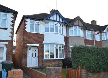 Thumbnail 3 bed end terrace house for sale in Meredith Road, Wyken, Coventry, West Midlands
