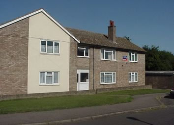 Thumbnail 2 bed flat to rent in Springbrook, Eynesbury, St. Neots