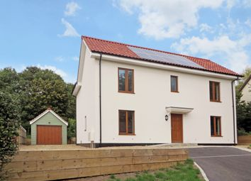 Thumbnail 4 bedroom detached house for sale in Chediston, Halesworth