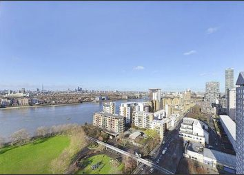 Thumbnail 2 bed flat for sale in Bow Sprite, Quarterdeck, Midship Point, Canary Wharf, London