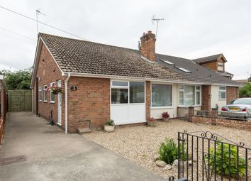 Thumbnail 3 bedroom bungalow for sale in Grampian Close, Huntington, York