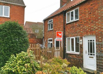 Thumbnail 2 bed end terrace house for sale in Halton Road, Spilsby