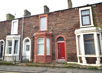 Thumbnail 3 bed property for sale in John Street, Workington