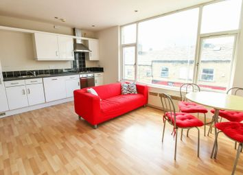 Thumbnail 1 bedroom flat for sale in James Street, Bradford
