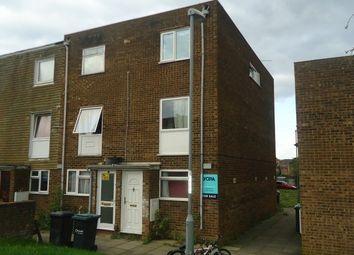 Thumbnail 2 bedroom maisonette for sale in 114 Copenhagen Close, Luton, Bedfordshire