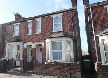 Thumbnail 3 bedroom terraced house to rent in Raleigh Street, Bedford