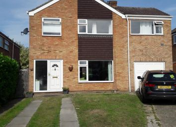 Thumbnail 4 bedroom detached house to rent in Clopton Gardens, Hadleigh, Ipswich