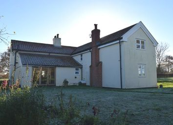 Thumbnail 3 bed detached house for sale in Bruisyard Road, Peasenhall, Saxmundham