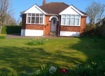 Thumbnail 3 bed bungalow for sale in North Kelsey Road, Caistor, Market Rasen