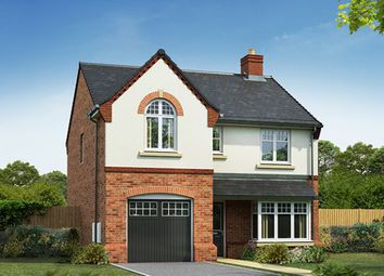 "Thumbnail 4 bed detached house for sale in ""The Windsor"" at London Road, Retford"