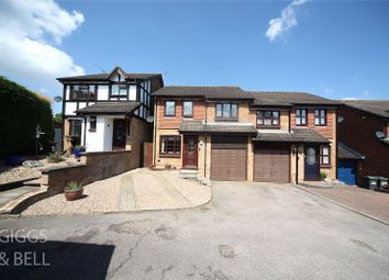 Thumbnail 3 bed semi-detached house for sale in Reedsdale, Luton