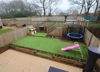Thumbnail 4 bed detached house for sale in Honeysuckle Place, Glossop, Derbyshire