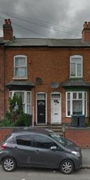 Thumbnail 1 bed terraced house to rent in Wellington Road, Birmingham