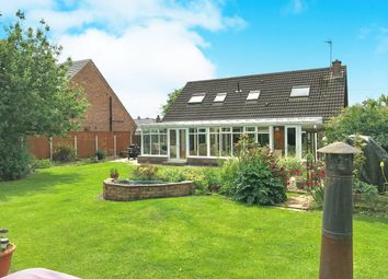 Thumbnail 5 bedroom detached house for sale in Dominion Road, Glenfield, Leicester