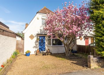 Thumbnail 2 bed detached house for sale in Cottimore Crescent, Walton-On-Thames, Surrey