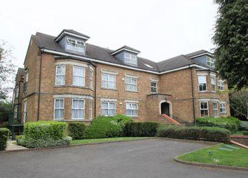 Thumbnail 2 bed flat for sale in The Laurels, Magpie Hall Road, Bushey Heath, Bushey