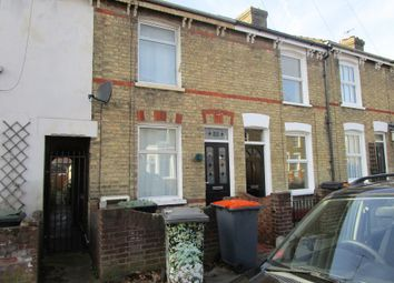 Thumbnail 3 bedroom terraced house for sale in 22 Garfield Street, Bedford, Bedfordshire