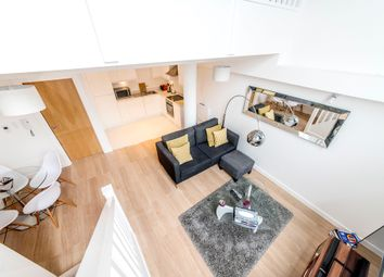 Thumbnail 1 bed flat to rent in Durnsford Road, Wimbledon