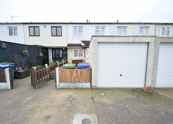 Thumbnail 3 bedroom terraced house to rent in Mayflower Close, South Ockendon, Essex