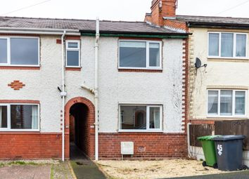 Thumbnail 2 bed terraced house to rent in Holman Street, Kidderminster
