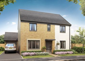 """Thumbnail 4 bed detached house for sale in """"The Chedworth Corner"""" at Pinhoe, Exeter"""