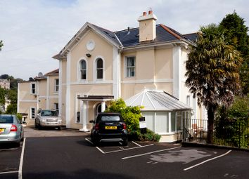 Thumbnail 2 bed flat for sale in Rawlyn Road, Torquay, Devon